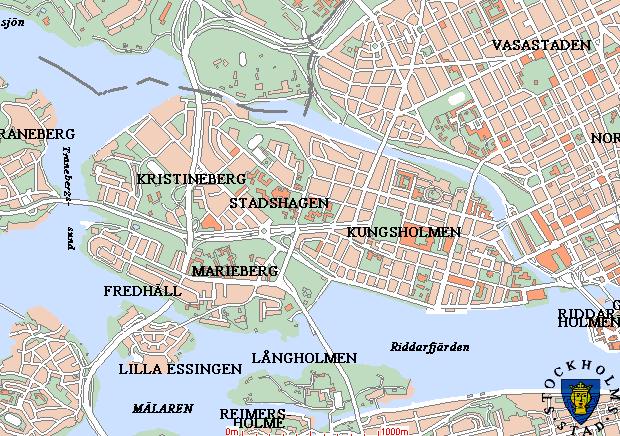 kungsholmen karta A Semanchuk.Trip Report   20,000 Leagues Under the Subway kungsholmen karta